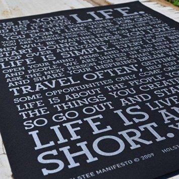 人生は短い