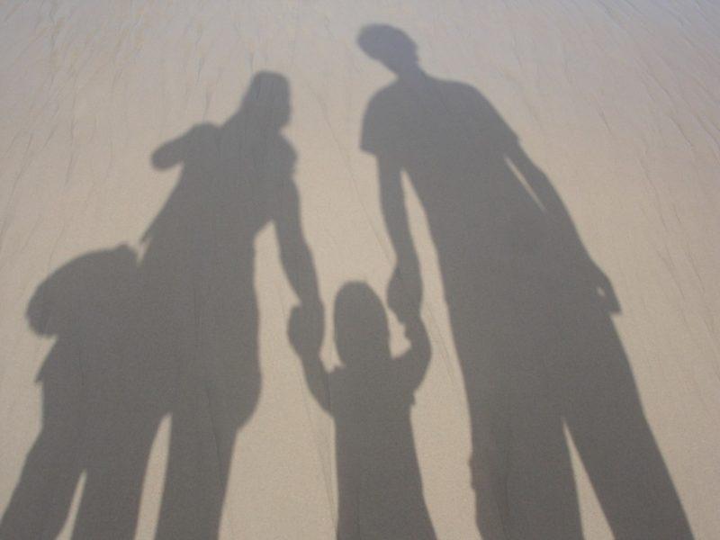 臨床で見た家族